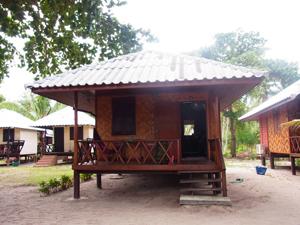 Unterkunft in Thailand für Backpacker
