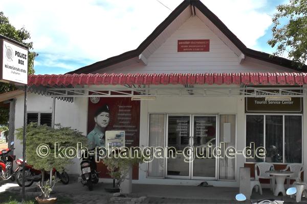 Polizei Koh Phangan