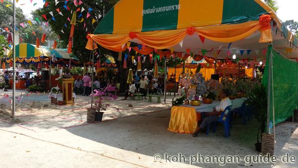 Songkran Wat Thong Sala