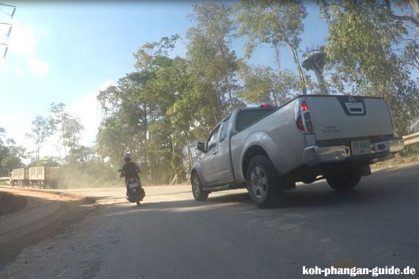 Chiang Mai nach Pai