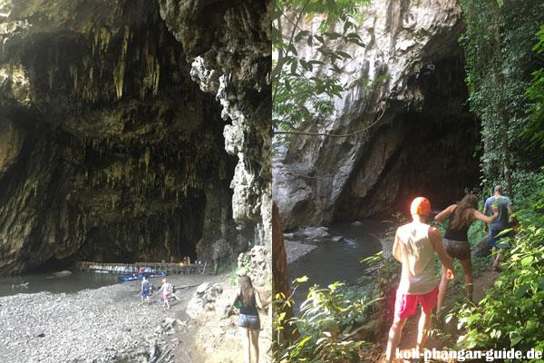 Erkundungstour Lod Cave