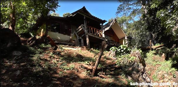 Unterkunft Cave Lodge
